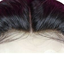 100% Brazilian Virgin Hair Lace Top Closure Mid Free Part 4x4'' unprocessed  hot