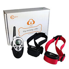 2016 Esky 1000M Rechargeable Remote Pet Dog Training Shock Collar for M/L/XL Dog