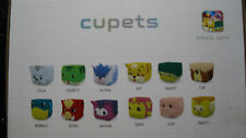 CUPETS PETS - COLLECTIBLE ELECTRONIC PETS - BRAND NEW - CHOOSE PETS