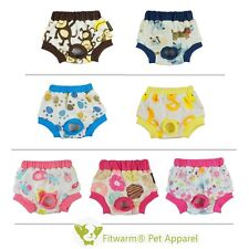 Cozy Female Cotton Dog Diapers Pet Sanitary Pants Nappies Season Heat XS S M L