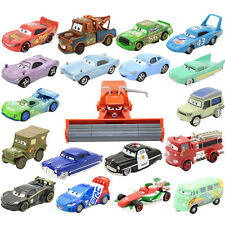 Original 1:55 Mattel Disney Pixar Diecast Cars1 Cars2 Apple Racer John Frank Toy