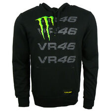 2014 Official Valentino Rossi Monster Energy Repeat VR46 MotoGP Hoodie