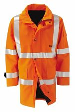 GORE-TEX Hi-Vis Parka - perfect garment for rail industry workers - GT20