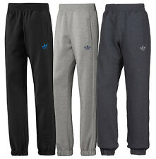 ADIDAS ORIGINALS MENS SPO FLEECE TRACK PANTS JOGGERS