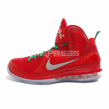 Nike Lebron 9 [469764-602] Basketball IX James 2011 Christmas Pack Red/Silver