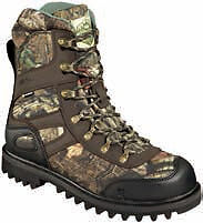 "Wood N' Stream Men's 8"" Interceptor Mossy Oak¬ Break Up Infinity Boot 1002"