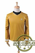 Star Trek Into Darkness Captain Kirk Shirt Uniform Costume