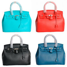 CHEAP❤ Women Fashion Celeb PU Leather OL Tote Shoulder Bag Handbag Purse Satchel