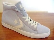 ORIGINAL MENS CONVERSE ALL STAR PRO LEATHER VULC MID TRAINERS UK SIZE 6 - 9.5