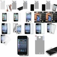High Quality Ultra LCD Screen Guard Protector Film For Apple iPod touch 4th