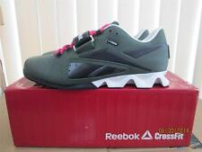 Reebok CrossFit Lifter U-Form Sports Conditioning Shoes V60020 Green/Black/White