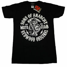 Sons of Anarchy Redwood Original Moto Club OFFICIAL T-Shirt