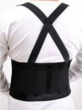 Medical Grade Lumbar Lower Back Support Belt Steel Bars Pain Relief Washable UK