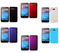 Hard Matte Plastic Snap-On Cover Case For Alcatel One Touch XPop OT-5035D
