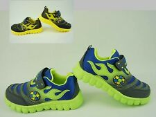New Fashion Kids shoes boys Children sport shoes Boys shoes Lights size 8.5-12.5