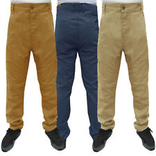 55 Soul MTR-Ringer Mens New Slim Fit Casual Chino Trousers Jeans WAS £30 NOW £15