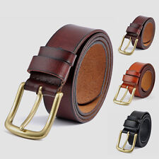 P-832 Fangle 2017 men's Genuine Leather Waist Stylish Fashion Belt Free P&P