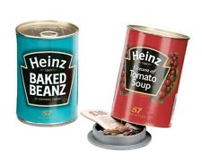 Heinz Safe Fake Can Security Cash,Money,Key Box Bean,Tomato Tin Hiding Place New