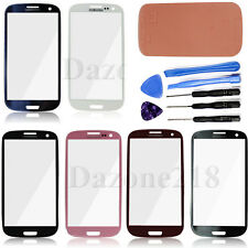 Replacement Lens Screen Glass for Samsung Galaxy S3 i9300 i747 T999 i535 R530 US