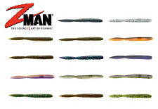 "Z MAN FATTYZ WORM BAIT 5"" 6 PACK select colors"
