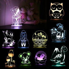 MY DREAM LIGHT remote control, colour changing kids and babies LED night light