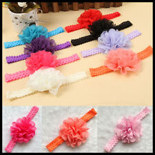 Baby Girl Lace Flower Hair band Headband Hairband Hair Accessories photograph