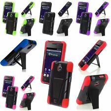 For Huawei Valiant / Huawei Ascend Plus H881C T-Stand Phone Case Cover
