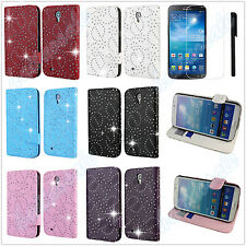 New Flip Wallet Leather Case Cover For Samsung Galaxy i9200 iPhone 5s Protector