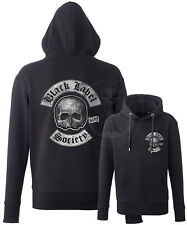 BLACK LABEL SOCIETY METAL BAND ROCK BLS SDMF HOODIE AWESOME HUGE PRINT (S-2XL)
