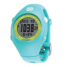 Soleus GPS Mini Running Watch - Teal/Lime