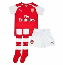 Arsenal Kids (Boys Youth) Home Kit 2014 - 2015