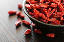 *Goji berries*100% Dried*Goji berry*Wolfberry*Super Food*Anti Aging + NICE GIFT*