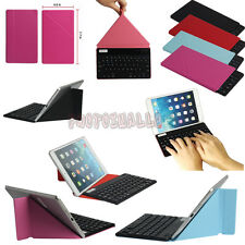 """Ultra Thin Bluetooth Keyboard With Case For All 7"""" 8"""" Android Windows Tablet PC"""