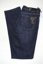 Versace collection  Mens blue denim Jeans NWT