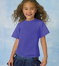 5450 Hanes Authentic TAGLESS® Kids' Cotton Tee Shirt T-Shirt New!