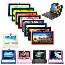 "7"" Multi-Color Tablet PC Android 4.2 Dual Core A23 1.5GHz 16GB Bundle Keyboard"