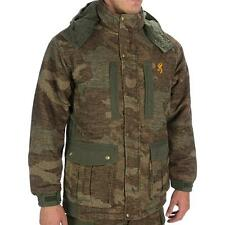 Browning Full Curl 3 in 1 Extreme Cold Down/Wool Parka Hunting Jacket $300 Camo
