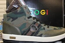 Men's Coogi CMF310 Kilburn Camouflage Camo High Tops Brand New in Box