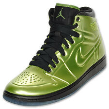 Nike Air Jordan 1 AJ 1 Anodized Green $150 Retail #414823 301 Mens Shoes Sneaker