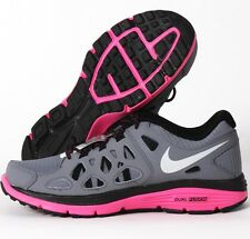 New Girls Nike Dual Fusion Run 2 #599793 002 Athletic Running Shoes