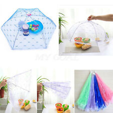 Food Umbrella Cover Fly Wasp Insect Net Picnic BBQ Kitchen Party Pop Up Mesh