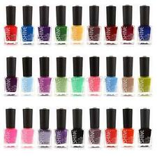 Nail Polish Lacquer Nail Varnish 45 Colors Nail Art Manicure Decoration Tips