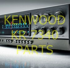 Kenwood KR 7340 Parts - Wood Side