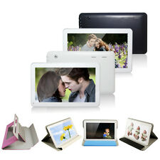 """10.1"""" Android 4.4 Tablet PC Quad Core Bluetooth HDMI GPS FM 1GB 8GB + Stand Case"""