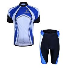 Cycling Jersey Summer Team Comfortable Bike/Bicycle Outdoor Shirt + Shorts S-3XL