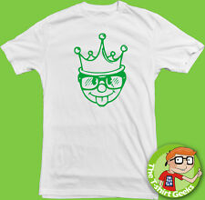 TRUKFIT T SHIRT LIL WAYNE YMCMB YOUNG MONEY DOPE SWAG T SHIRT GREEN