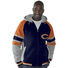 Chicago Bears  GIII NFL Mens Game Ball Jacket Football