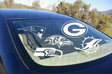 Vinyl/Decal Sticker for All NFL FootBall Teams  (Car,Truck, Window,laptop)