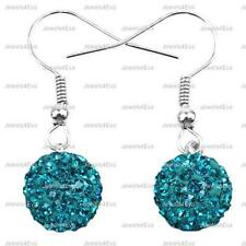 SHAMBALLA DROP EARRING CRYSTAL DISCO BALL 10mm drop earring **BUY 2 GET 1 FREE**