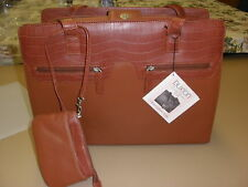 Buxton Executive Totes (Genuine Leather)